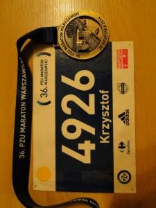 36 PZU Maraton Warszawski
