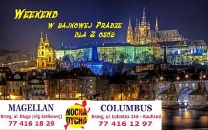 Praga-nocna dycha - plakat